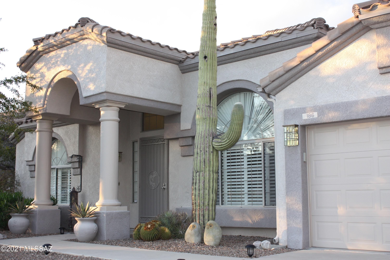 Photo of 186 W Milbrae Springs Drive, Oro Valley, AZ 85755