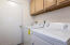 Laundry room washer/dryer