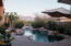 Lagoon Style Pebble Tec Pool & Spool w/Rock Waterfall
