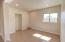 Bonus room off the bedroom #3. So many uses! Playroom, home office, gym, kids sharing a room, nursery, studio.....