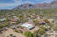 Orange Grove Hills single story home nestled in the Catalina Mountains.
