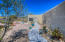 PRIVATE & SERENE FULLY ENCLOSED BACKYARD WITH DROUGHT TOLERANT VEGETATION
