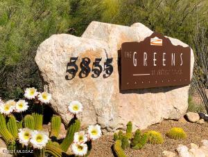 Your getaway begins at The Greens at Ventana Canyon