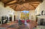 Great room has 20-25 ft. cathedral ceilings with absolutely incredible wood beams. Truly a work of art!