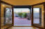 Large Glass Entry Doors To Capture The View