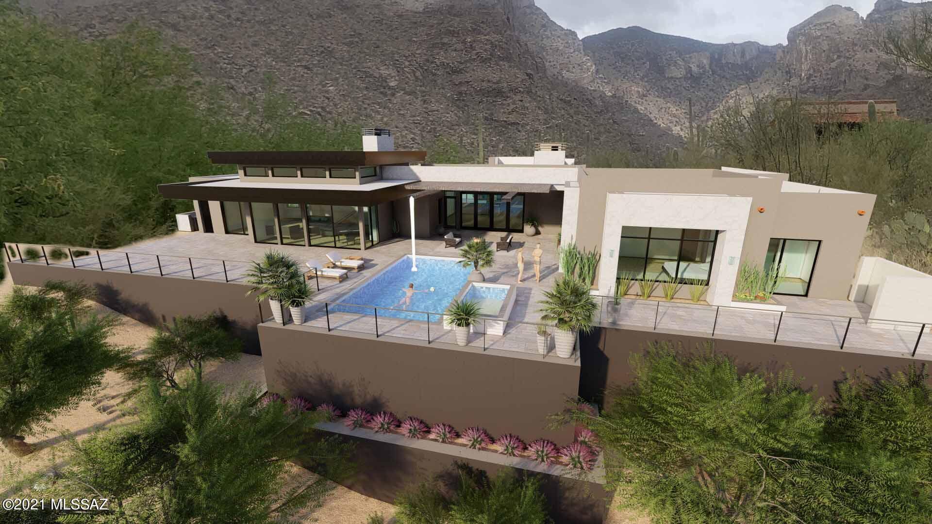 Photo of 7340 N Finger Rock Place, Tucson, AZ 85718
