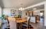 Dining Room/Kitchen Island