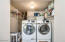 Laundry Closet/Storage