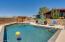 Rear Elevation/Pool/Pool Storage House