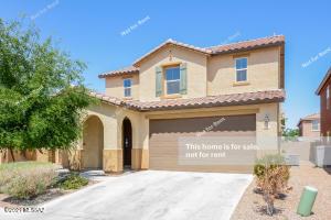 5207 E Fairy Duster Drive, Tucson, AZ 85756