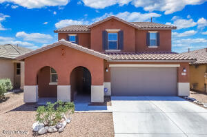 5202 E Fairy Duster Drive, Tucson, AZ 85756