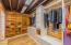 Built in shelving and drawers make this one of a kind Closet absolutely magnificent!