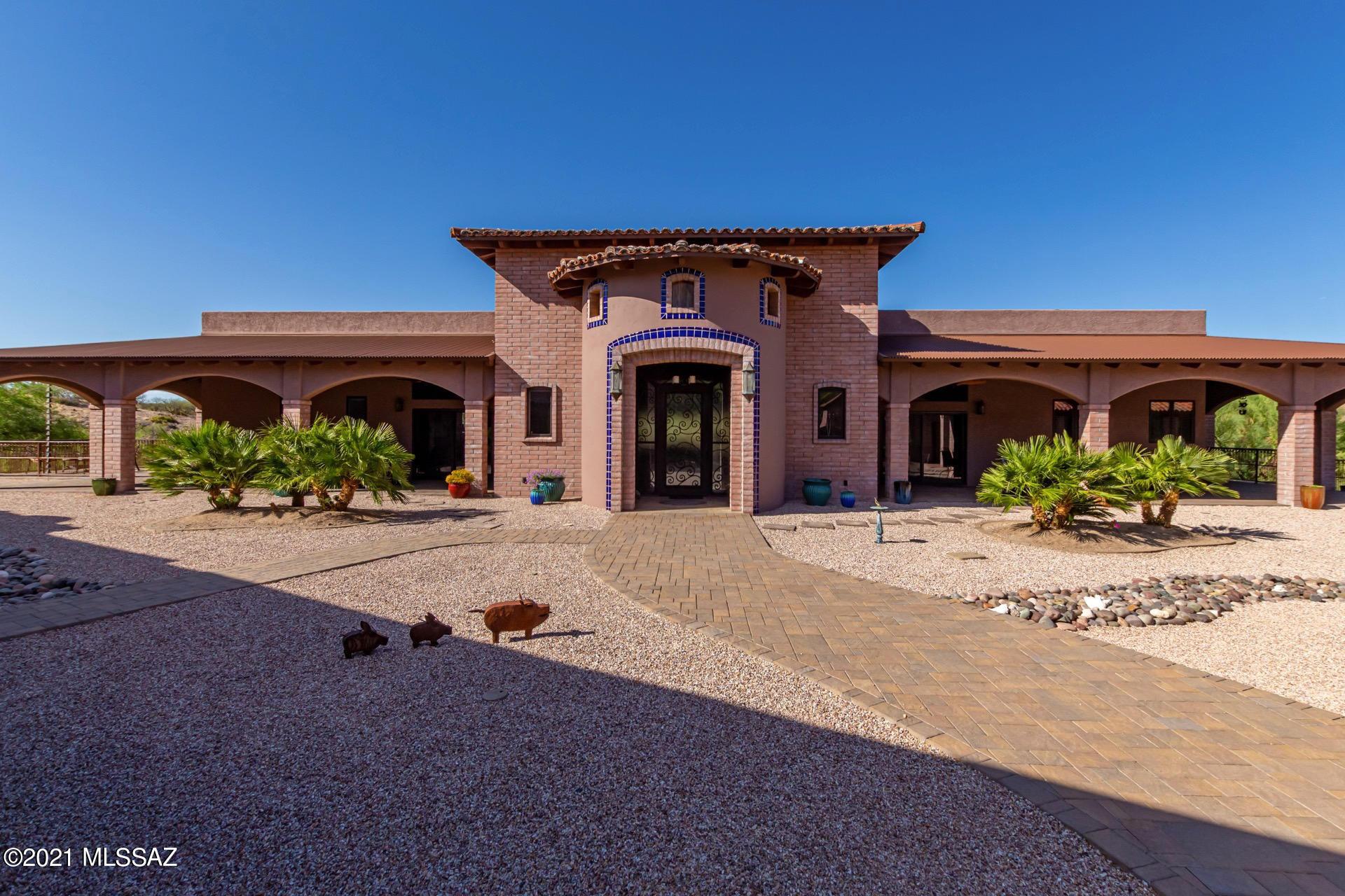 Photo of 130 Canyon Pass Court, Tubac, AZ 85646