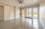 See through FP from Great room to Master Suite