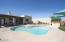 Refreshing pool and outdoor BBQ
