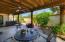 backyard retreat!