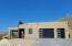 Porch lid, Wing wall, Garage doors