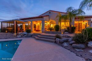 5378 N Ridge Spring Place, Tucson, AZ 85749