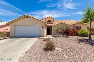 9621 E Paseo Del Tornasol, Tucson, AZ 85747