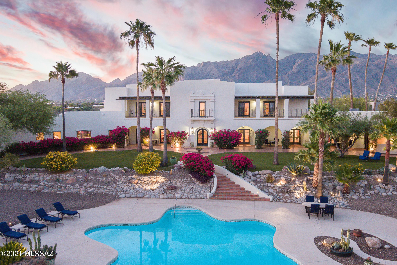 Photo of 5201 N Hacienda Del Sol Road, Tucson, AZ 85718