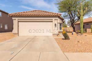 9739 N Long Creek Drive, Tucson, AZ 85743