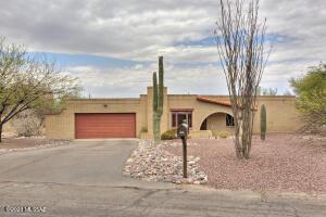 3550 E Lizard Rock Place, Tucson, AZ 85718