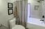 Ensuite bathroom in Secondary Bdrm.