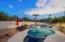 stunning pebbletec pool