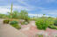 elevated patio offers long views to east and south, and Catalina mountains to north