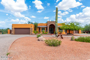 5545 S Camino De La Tierra, Tucson, AZ 85746