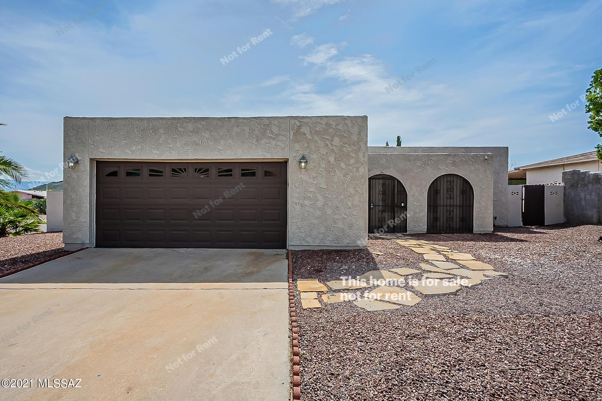 2743 W St Tropaz Avenue, Tucson, AZ 85713