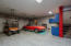 Garage with tons of storage!