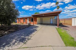 4146 W Orangewood Drive, Tucson, AZ 85741