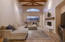 Exposed Beams with Vaulted Ceilings