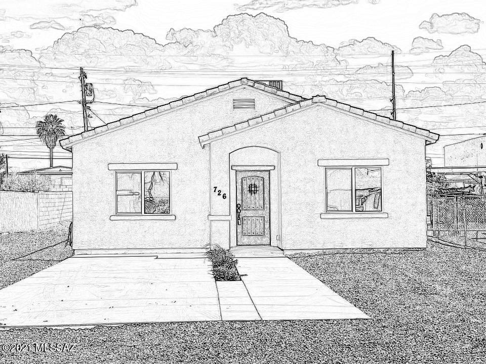 1361 S Camino Santiago, Tucson, AZ 85713