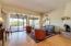 Large living room w/views