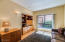 Den- could be 3rd bedroom w/closet doors