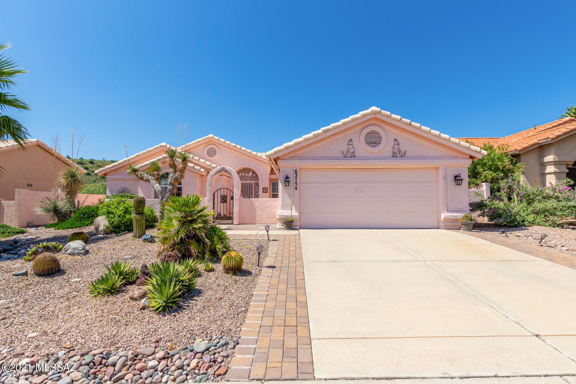 Photo of 63754 E Greenbelt Lane, Saddlebrooke, AZ 85739