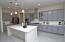 Bright and Open Kitchen with Quartz Countertops