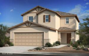 Spacious 2 story home in sought after Rocking K masterplan community.