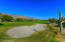 View from one of the greens
