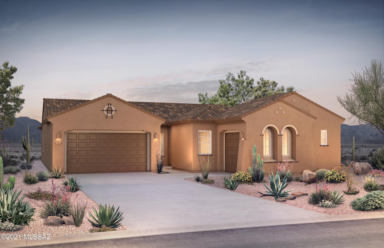 8381 N Lone Ranger Road, Tucson, AZ 85743