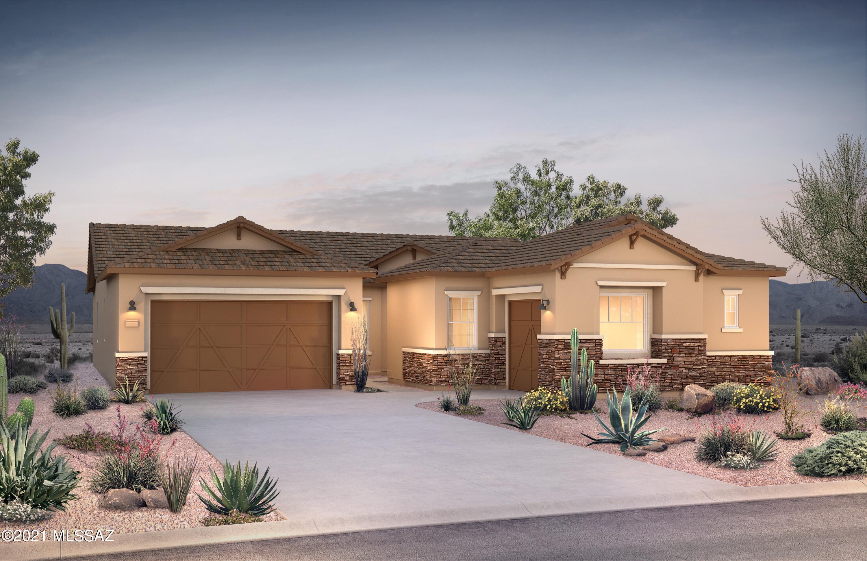 8361 N Lone Ranger Road, Tucson, AZ 85743