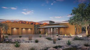 Ron Robinette, Robinette Architects, Modern Ranch