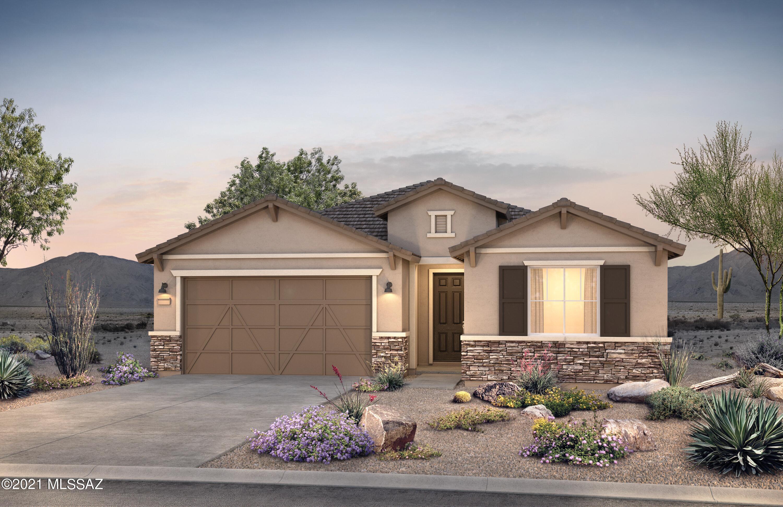 8428 N Lone Ranger Road, Tucson, AZ 85743