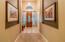 High Ceilings & Art Niches