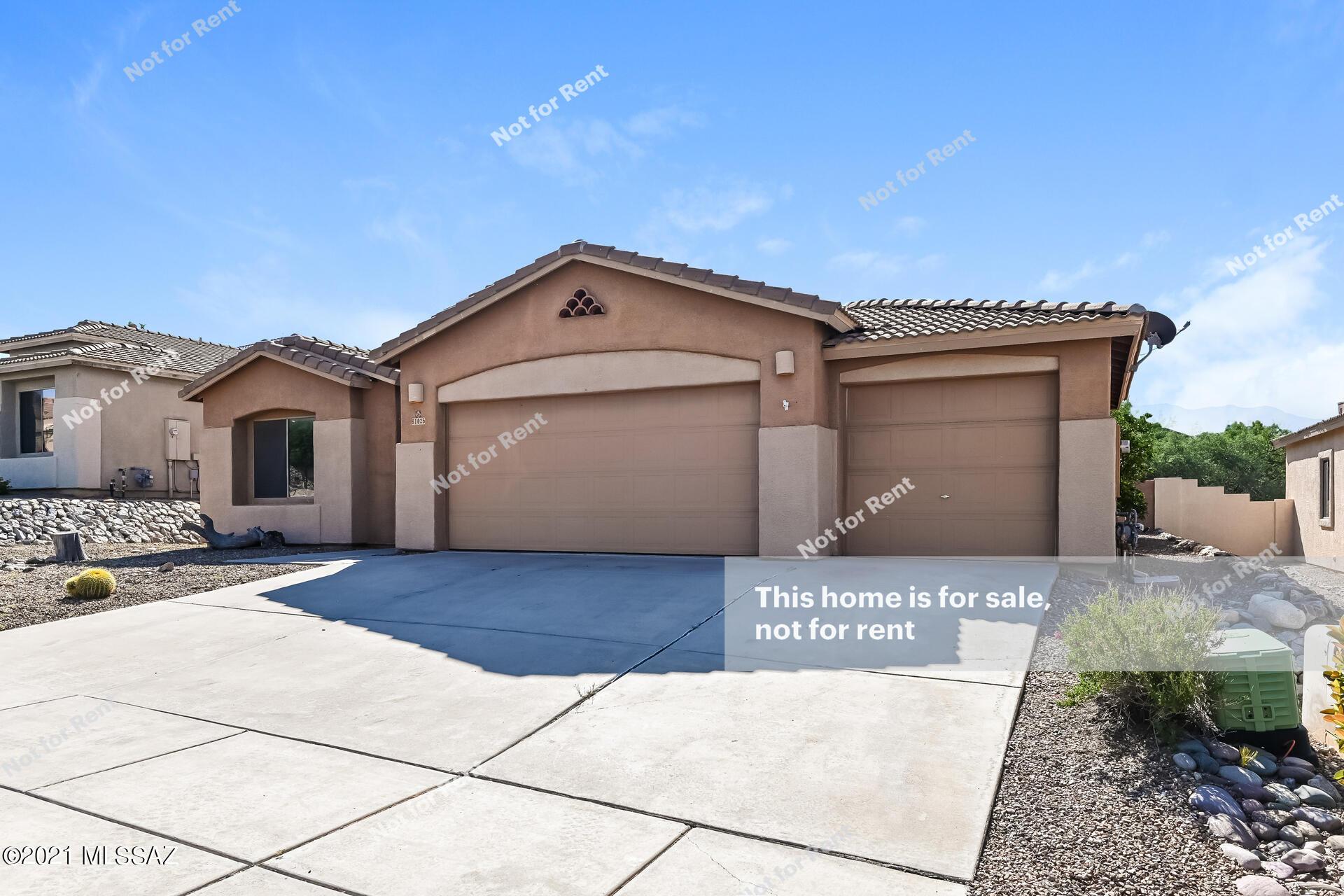 Photo of 61025 E Eagle Heights Drive, Saddlebrooke, AZ 85739