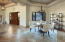 Dining area w/ plenty of room to entertain large groups or more intimate parties.