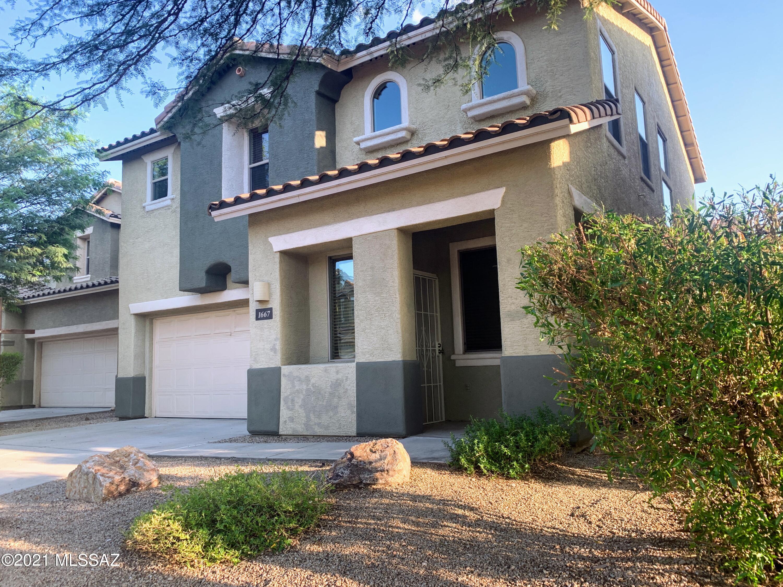 1667 W Blue Horizon Street, Tucson, AZ 85704