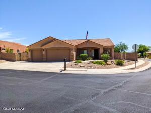4757 Cactus Bluff Drive, Marana, AZ 85658